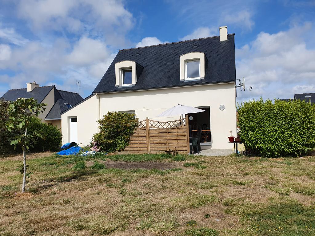 Maison récente 4 ch à Plomeur proche bourg