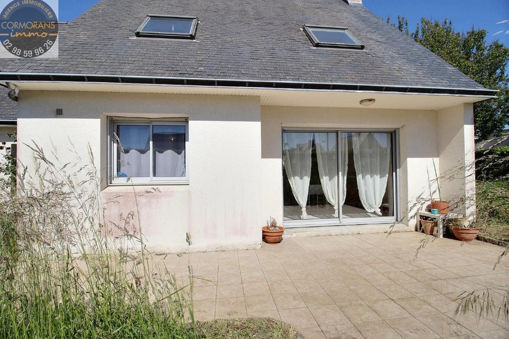 Maison de 1987 - 4 ch - Plomeur proche Guilvinec
