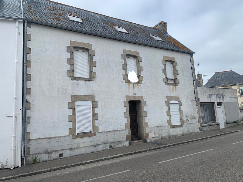Maison Guilvinec , proche centre ville