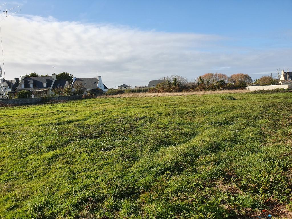 Terrain constructible proche du bourg de Penmarch