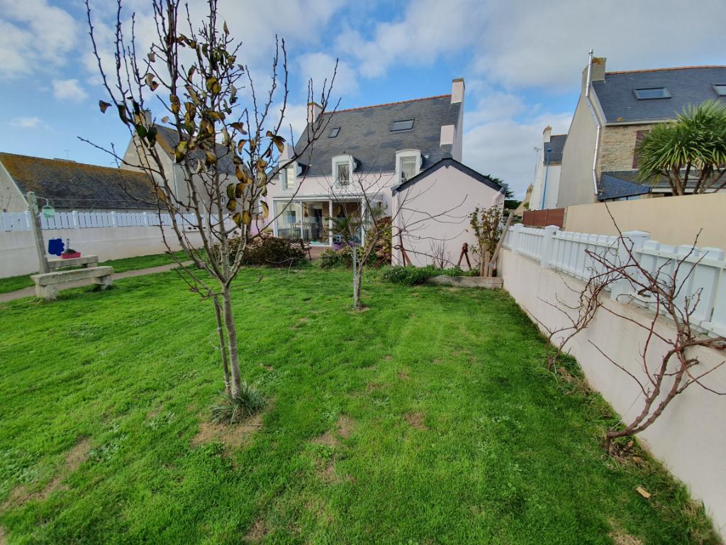Grande maison avec jardin à Saint Guénolé - Penmarch