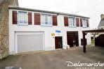 TEXT_PHOTO 1 - HAUTEVILLE SUR MER Bourg maison à vendre 4 pièces + gîte