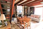 TEXT_PHOTO 1 - A VENDRE LA HAYE PESNEL maison de charme 5 pièces 1080 m² de terrain arboré