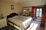 TEXT_PHOTO 3 - A VENDRE LA HAYE PESNEL maison de charme 5 pièces 1080 m² de terrain arboré