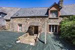 TEXT_PHOTO 3 - Saint Broladre - Maison de bourg mitoyenne des deux côtés à rénover avec 447m² de terrain.