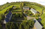 TEXT_PHOTO 0 - COURCY Ancien corps de ferme comprenant 2 grandes maisons rénovées + dépendances et 5.3 hectares de terrain. Idéal gites / chambres d'hôte.