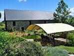 TEXT_PHOTO 5 - COURCY Ancien corps de ferme comprenant 2 grandes maisons rénovées + dépendances et 5.3 hectares de terrain. Idéal gites / chambres d'hôte.