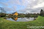 TEXT_PHOTO 1 - GRIMESNIL Maison à vendre avec étang