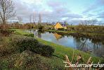 TEXT_PHOTO 13 - GRIMESNIL Maison à vendre avec étang