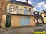 TEXT_PHOTO 0 - A vendre maison dans le bourg de gavray, avec trois chambres et garage