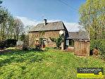 TEXT_PHOTO 1 - LE MESNIL ROGUES à vendre charmante maison de campagne avec jardin