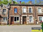 TEXT_PHOTO 0 - A vendre ensemble de 2 maisons avec jardin et garage dans quartier calme à Gavray