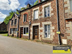 TEXT_PHOTO 1 - A vendre ensemble de 2 maisons avec jardin et garage dans quartier calme à Gavray