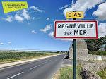 TEXT_PHOTO 3 - Terrain à bâtir Regneville Sur Mer 976m2 avec vue mer