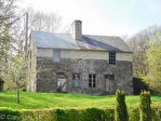TEXT_PHOTO 0 - BROUAINS Maison rurale et ancienne écurie en pierre à rénover.