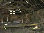 TEXT_PHOTO 3 - BROUAINS Ancien moulin à papier et forge à rénover, 120m2 au sol, terrain 995m2.