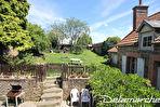 TEXT_PHOTO 1 - LA HAYE PESNEL, à vendre ensemble immobilier de deux maisons