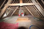 TEXT_PHOTO 11 - Proche Granville ancienne ferme 3 ha à vendre