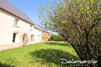 TEXT_PHOTO 15 - Cérences maison + appartement sur 3ha de terrain bord de Sienne.
