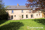 TEXT_PHOTO 16 - Cérences maison + appartement sur 3ha de terrain bord de Sienne.