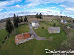 TEXT_PHOTO 0 - Maison à vendre Chérencé Le Héron avec dépendances et 4,9 hectares de terrain