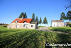 TEXT_PHOTO 5 - Maison à vendre Chérencé Le Héron avec dépendances et 4,9 hectares de terrain