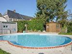 TEXT_PHOTO 0 - Maison Gavray 9 pièce(s) 162 m2  - chambres d'hôtes et gîtes haut standing avec piscine chauffée, 1,8 ha et stabulation pour chevaux