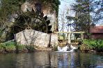 TEXT_PHOTO 0 - Ancien moulin et maison d'habitation sur 5.4 hectares, rivière.