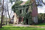 TEXT_PHOTO 6 - Ancien moulin et maison d'habitation sur 5.4 hectares, rivière.