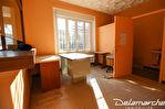 TEXT_PHOTO 10 - SAINT DENIS LE GAST Ancienne poste avec logement de 4 pièces, jardin et garage.