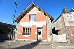TEXT_PHOTO 15 - SAINT DENIS LE GAST Ancienne poste avec logement de 4 pièces, jardin et garage.