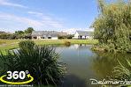 TEXT_PHOTO 0 - LINGREVILLE Ensemble de 2 maisons sur 9256m² de terrain et 2 plans d'eau.