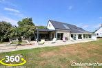 TEXT_PHOTO 1 - LINGREVILLE Ensemble de 2 maisons sur 9256m² de terrain et 2 plans d'eau.