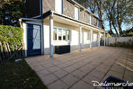 TEXT_PHOTO 0 - Hauteville Sur Mer plage à vendre maison avec jardin
