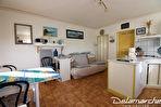 TEXT_PHOTO 5 - Hauteville Sur Mer plage à vendre maison avec jardin