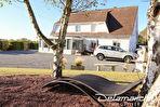 TEXT_PHOTO 0 - BREHAL maison + gîte sur 3280 m² de terrain à 1km des commerces, chambre et sde de plain-pied