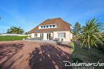 TEXT_PHOTO 0 - A vendre maison à Hauteville Sur Mer plage avec 6 chambres et 1 055m² de terrain