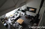 TEXT_PHOTO 3 - Maison moderne St Pierre Langers  8 pièce(s) 154 m2