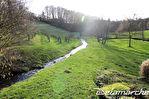 TEXT_PHOTO 2 - A vendre secteur VILLEDIEU LES POELES (50800) ancien moulin avec roue et bief sur 3,4 ha de terrain