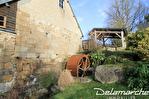 TEXT_PHOTO 5 - A vendre secteur VILLEDIEU LES POELES (50800) ancien moulin avec roue et bief sur 3,4 ha de terrain