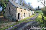 TEXT_PHOTO 7 - A vendre secteur VILLEDIEU LES POELES (50800) ancien moulin avec roue et bief sur 3,4 ha de terrain