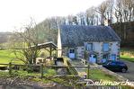 TEXT_PHOTO 9 - A vendre secteur VILLEDIEU LES POELES (50800) ancien moulin avec roue et bief sur 3,4 ha de terrain