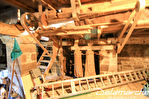 TEXT_PHOTO 11 - A vendre secteur VILLEDIEU LES POELES (50800) ancien moulin avec roue et bief sur 3,4 ha de terrain
