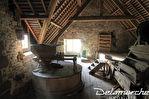 TEXT_PHOTO 15 - A vendre secteur VILLEDIEU LES POELES (50800) ancien moulin avec roue et bief sur 3,4 ha de terrain