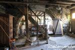 TEXT_PHOTO 17 - A vendre secteur VILLEDIEU LES POELES (50800) ancien moulin avec roue et bief sur 3,4 ha de terrain
