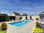 TEXT_PHOTO 0 - A VENDRE VILLA ST MARTIN DE BREHAL, plage à pied, piscine privée, proche de Granville