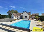 TEXT_PHOTO 11 - A VENDRE VILLA ST MARTIN DE BREHAL, plage à pied, piscine privée, proche de Granville