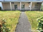 TEXT_PHOTO 2 - Hauteville sur mer A vendre appartement Plain-pied avec jardin