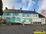 TEXT_PHOTO 0 - A vendre maison  de campagne 6 chambres secteur Avranches  LA Haye Pesnel