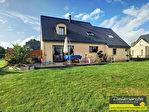 TEXT_PHOTO 0 - Maison BBC à vendre Le Val Saint Père (50300) 4 chambres